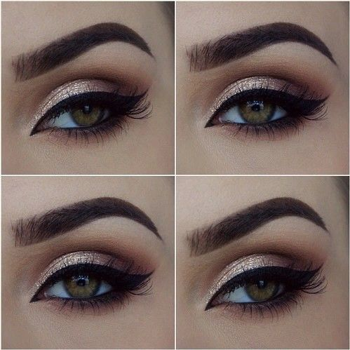 Perfect Wedding Eye Makeup : Machiaj de seara: Modele, Tendinte, Tutorial, Produse ...