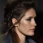 Coafuri si tunsori 2015: Impletituri - colectie Marissa Webb