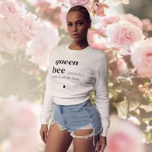 beyonce-queen-bee-sweatshirt