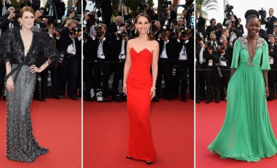"""CANNES, FRANCE - MAY 13:  Actress Julianne Moore  attends the opening ceremony and premiere of """"La Tete Haute"""" (""""Standing Tall"""") during the 68th annual Cannes Film Festival on May 13, 2015 in Cannes, France.  (Photo by Pascal Le Segretain/Getty Images)"""