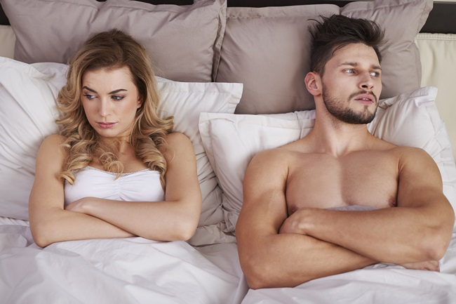 Big trouble in young marriage