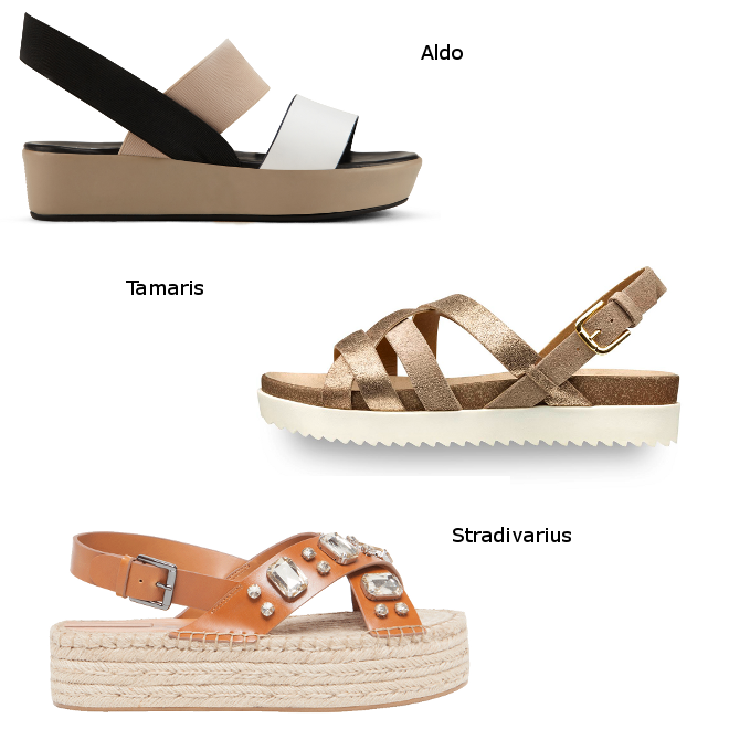 sandale vara 2015 flatforms