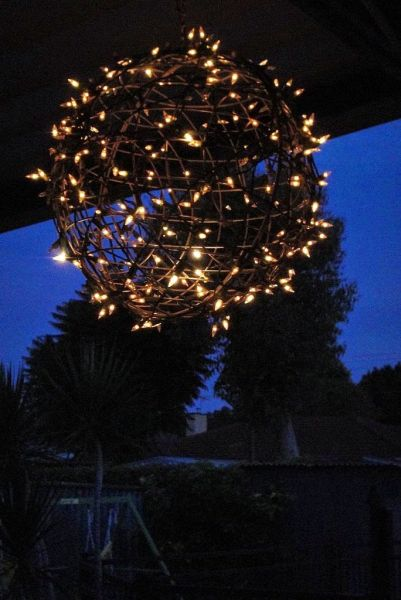 4Fairy Light Globe