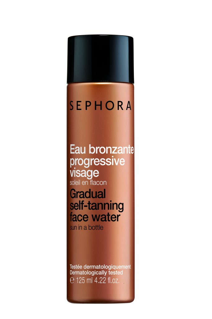 Sephora Gradual self-tanning face water, 79 lei