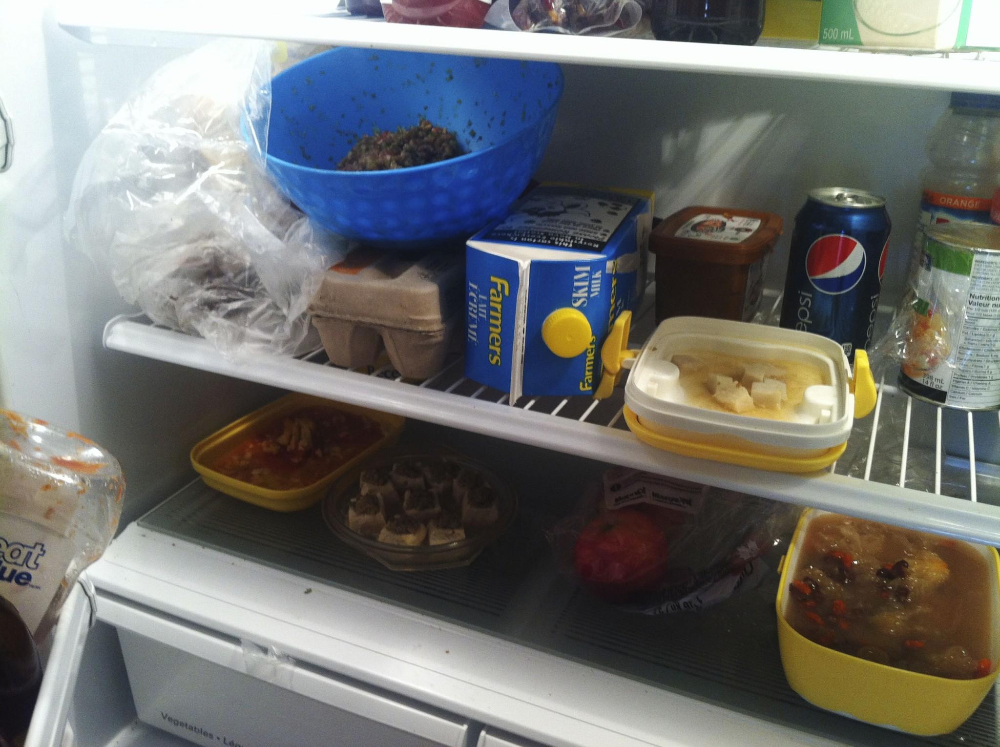 frigider pentru a slabi)