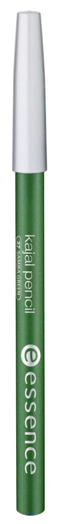 Essence Kajal Pencil, Samba green, 10,9 lei