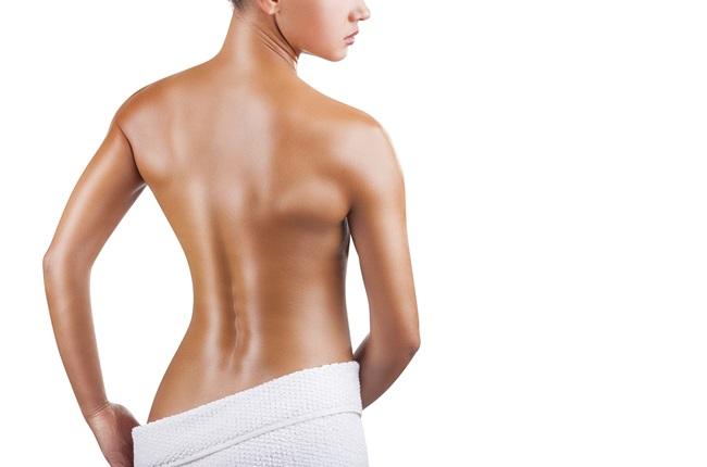 cum să pierzi grăsimea superioară a corpului feminin