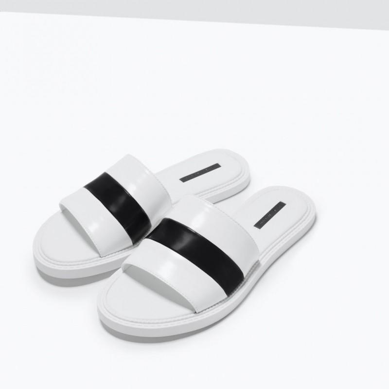 Sandale, Zara, 99,99 lei