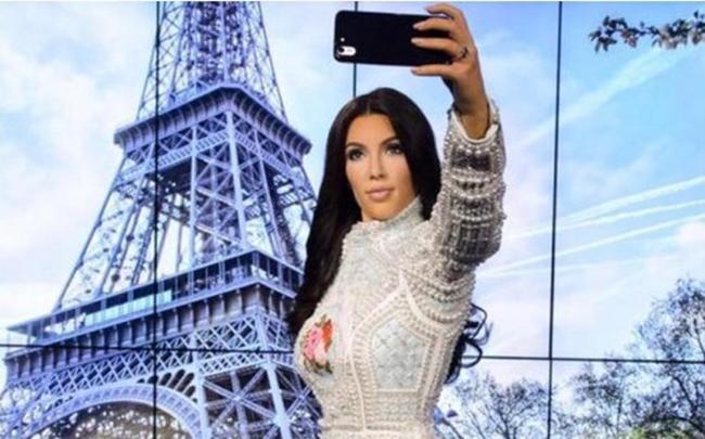 kim kardashian Muzeul Madame Tussauds