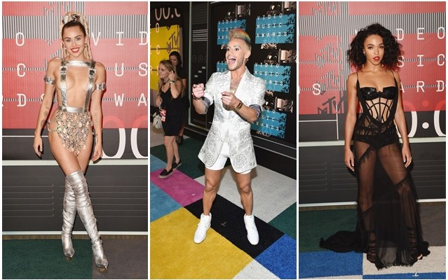 MTV Video Music Awards 2015 - cele mai inedite tinute