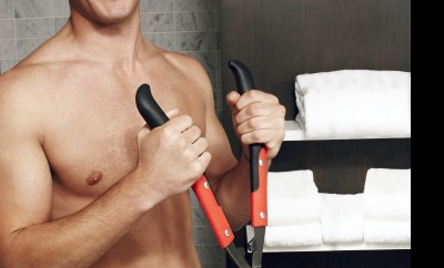 Guy Watch: The New Male Grooming Obsession.  - people, guy alone, manscaping, positive emotion