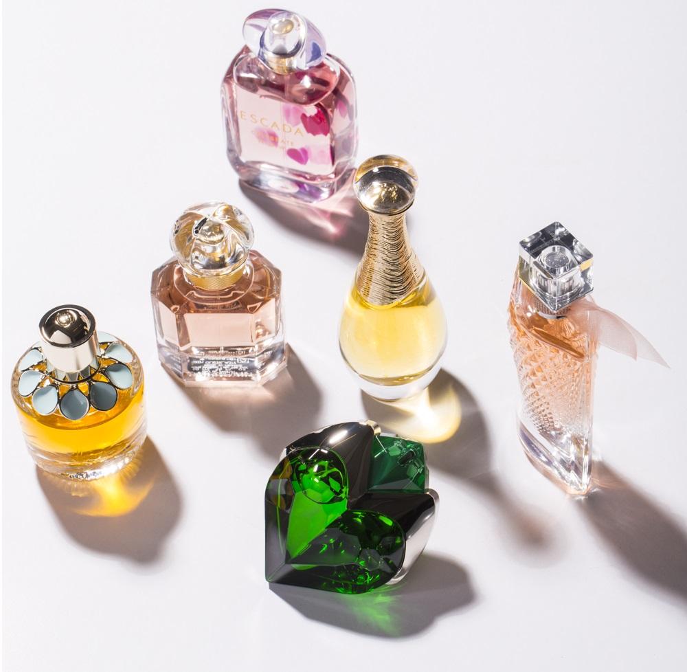 parfum rezistent