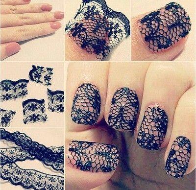 Pinterest manicure  (4)