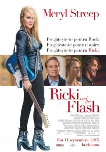 Ricki and the Flash-afis