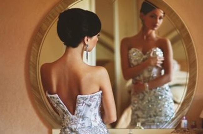 rochia de mireasa dupa nunta