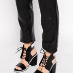 sandale cu siret, Senso Riley