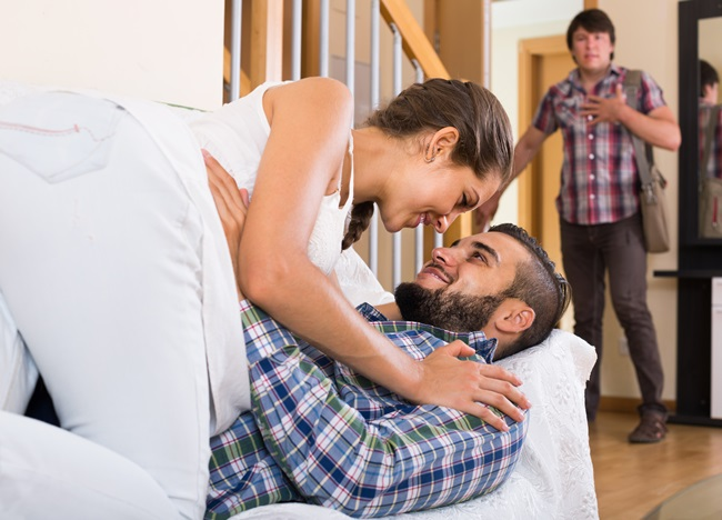 De ce mi-am inselat sotul