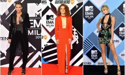 MTV EMA 2015 cele mai frumoase tinute