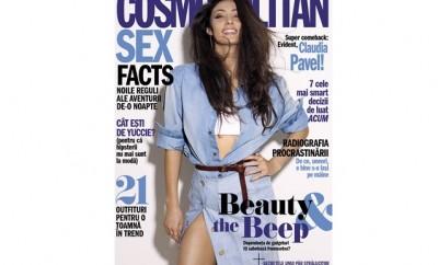 coperta cosmopolitan noiembrie 2015