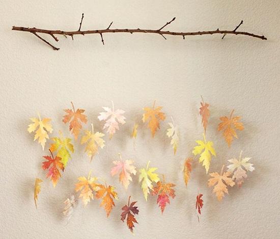 decoratii DIY de toamna