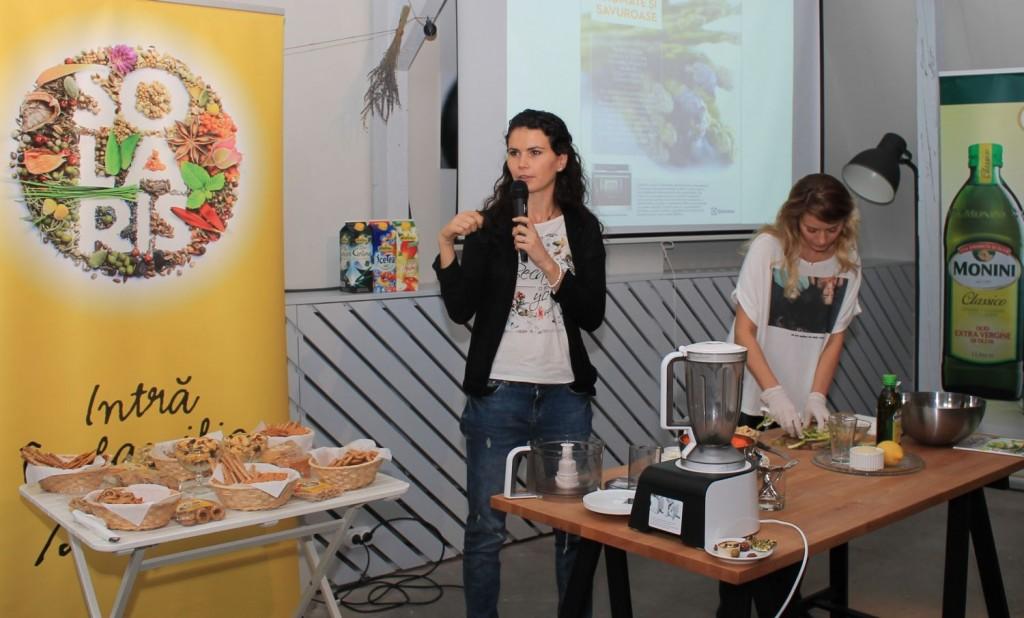 lansare slowly veggie in romania