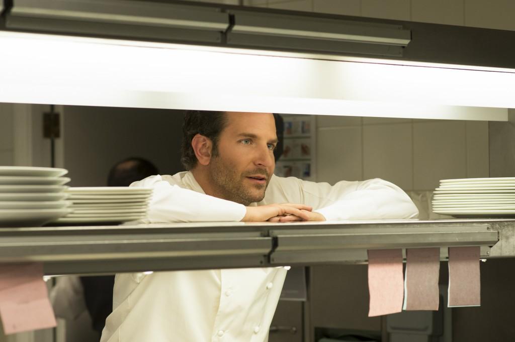 BRADLEY COOPER in filmul BURNT: Super Chef.