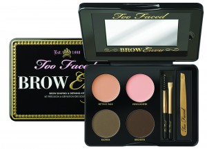 Too Faced brow kit, 122 lei (exclusiv în magazinele Sephora)