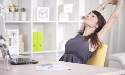 ce exercitii sa faci daca stai la birou