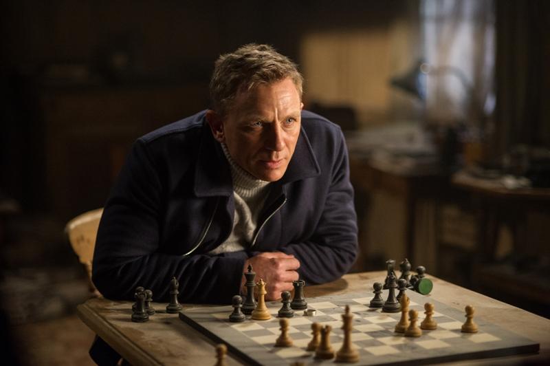 """Daniel Craig este Bond in """"Spectre""""."""