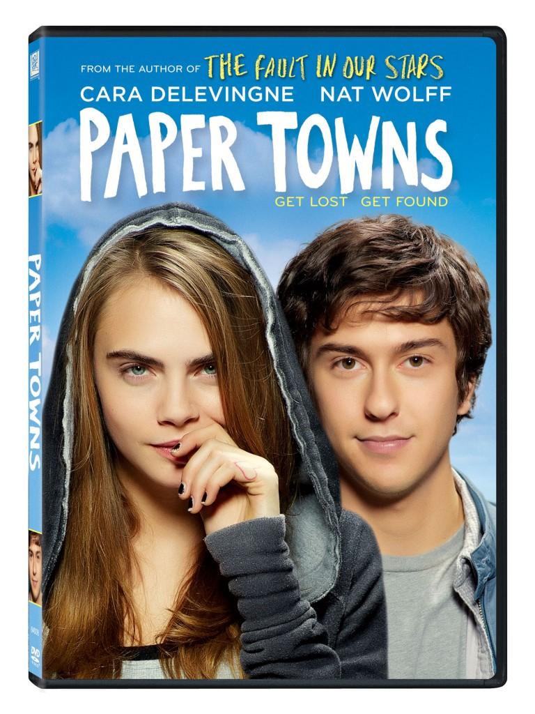 PaperTowns_DVD
