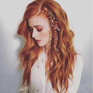 Xmas hair8