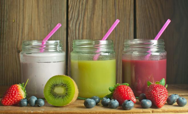 5 retete de smoothie excelente pentru iarna