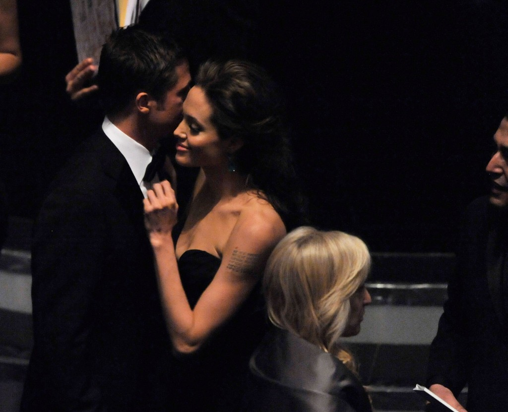 4. brad-pitt-angelina-jolie-81-academy-awards-2009-getty-images