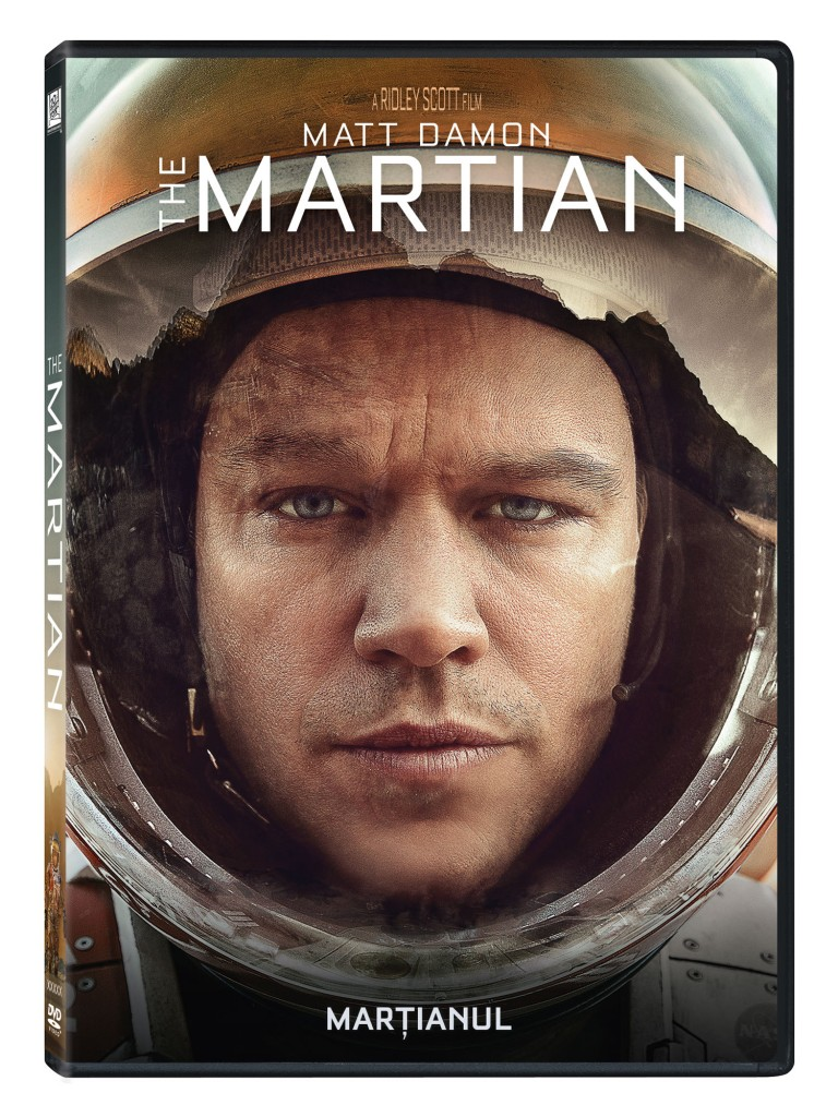 TheMartian_DVD