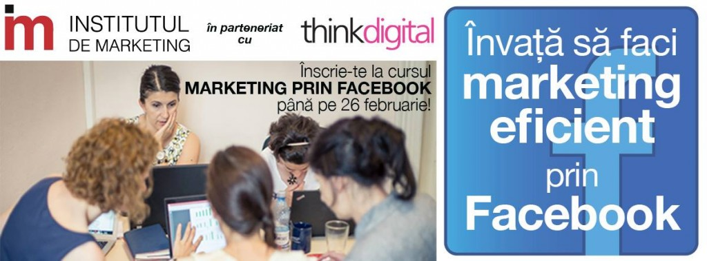 marketing prin facebook