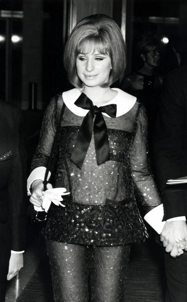 Barbra Streisand la Premiile Oscar 1969