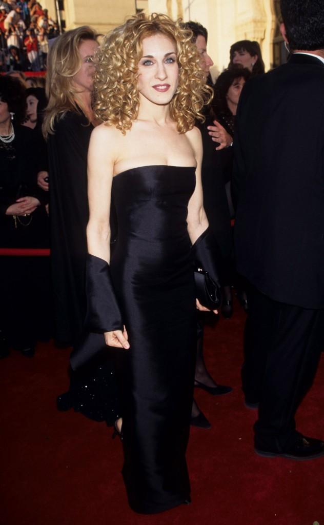 Sarah Jessica Parker la Premiile Oscar 1995