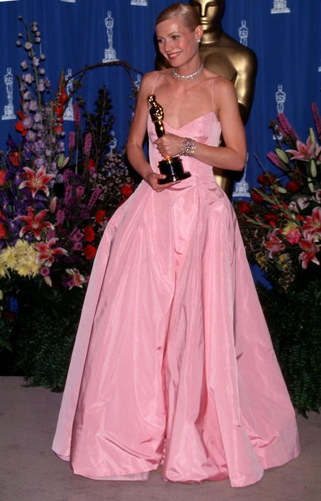 Gwyneth Paltrow la Premiile Oscar 1999