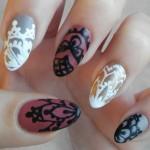 manichiura henna