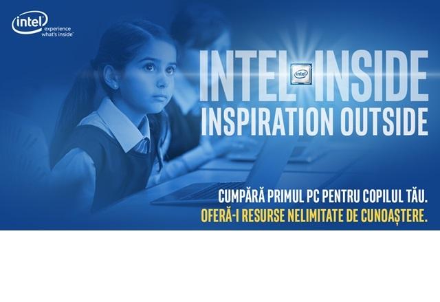 Campanie Intel EDU