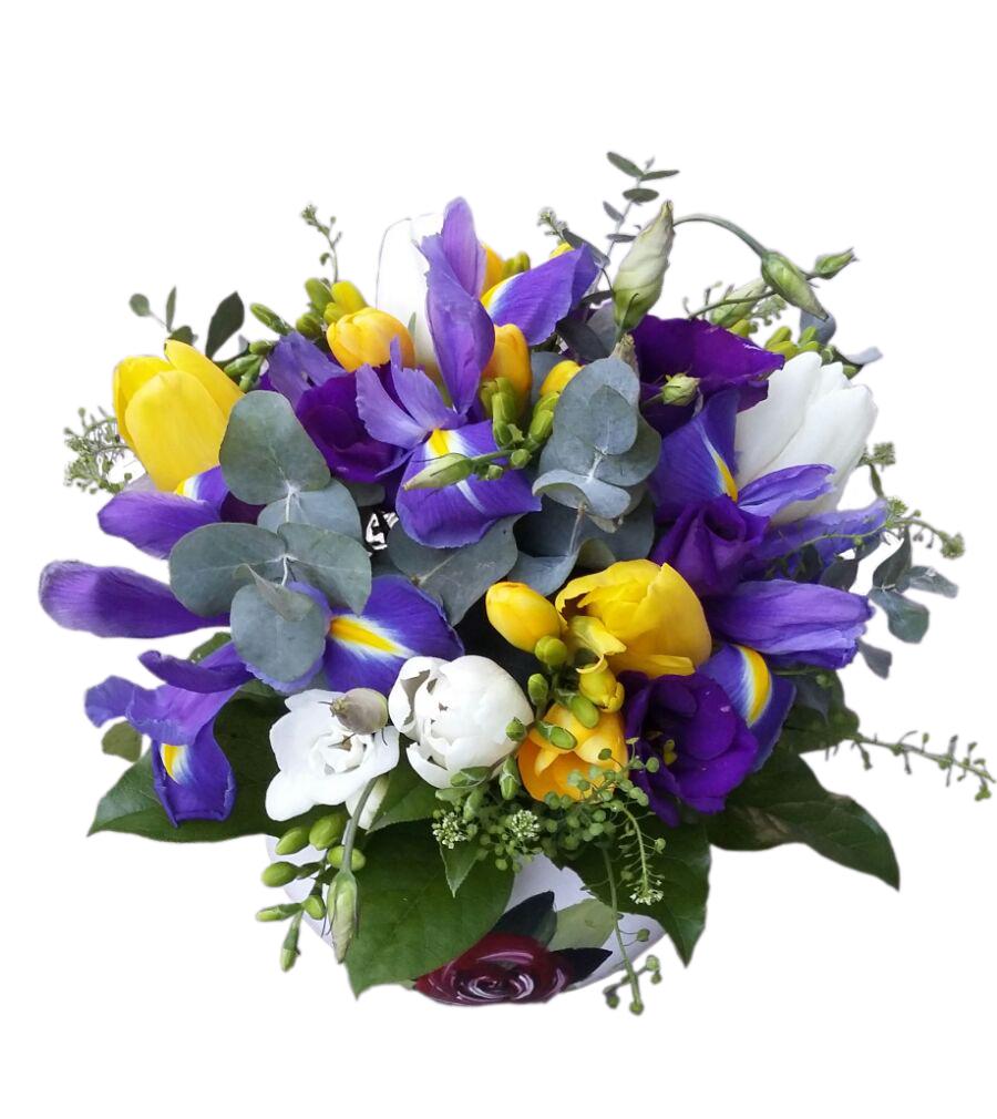 Florariamobila.ro - Gradina purpurie - 100 lei