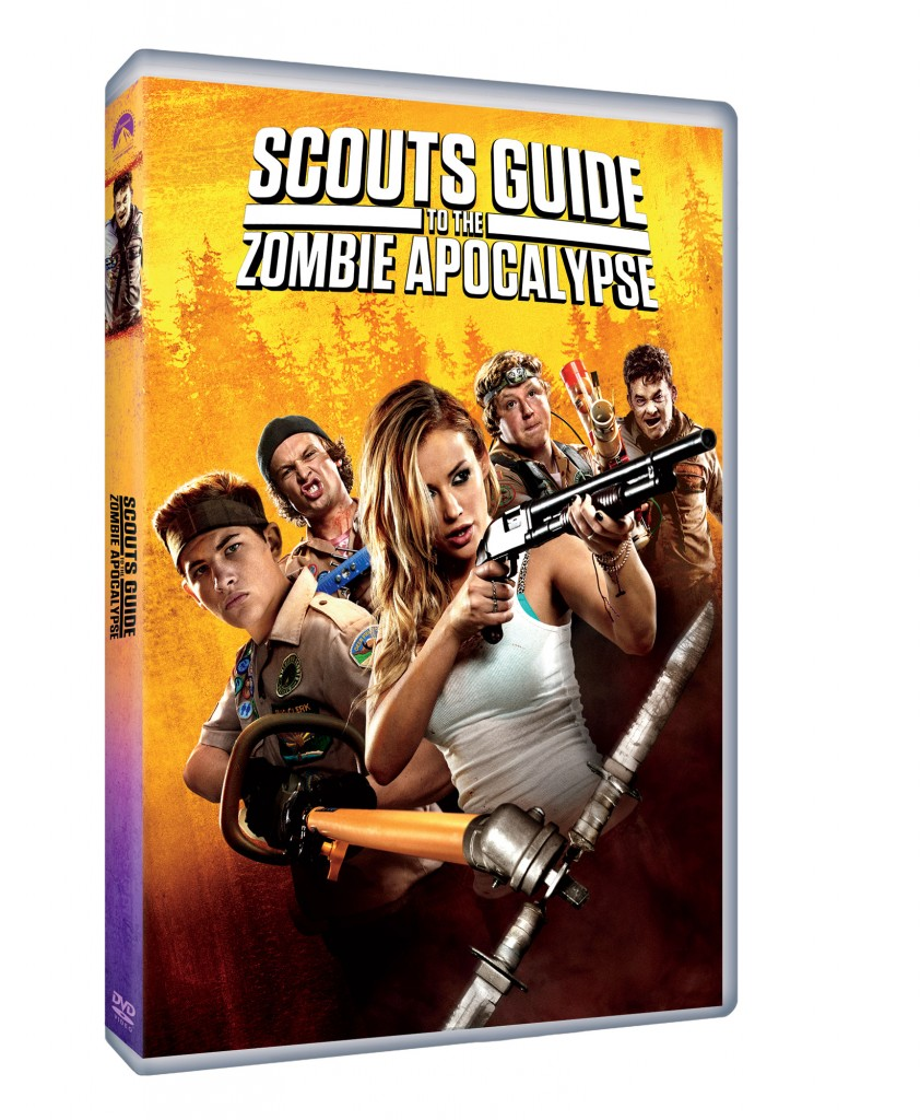 Scouts Guide DVD