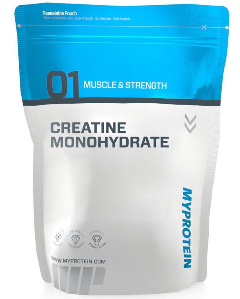 4 creatine monohydrate