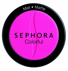 Farduri de pleape mate Sephora Colorful, 46 lei/buc