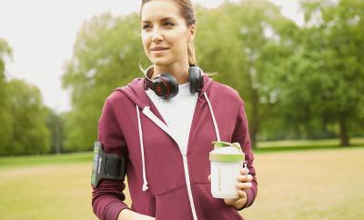 Herbalife_Protein Drink Mix mișcare nutriție