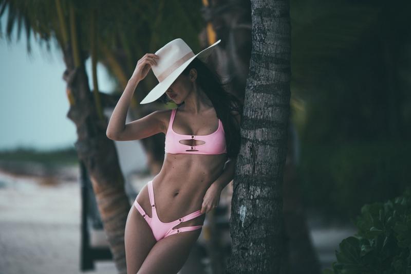 doina ciobanu agent provocateur bikini body mexico   tulum