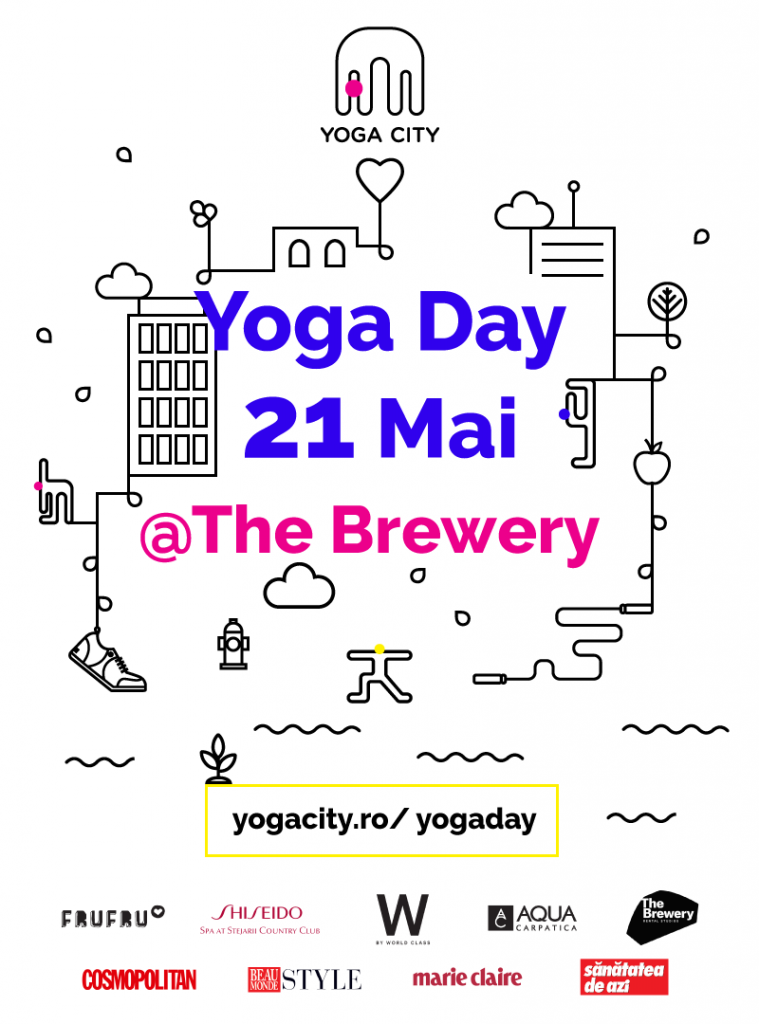 21 mai Yoga Day by Yoga City
