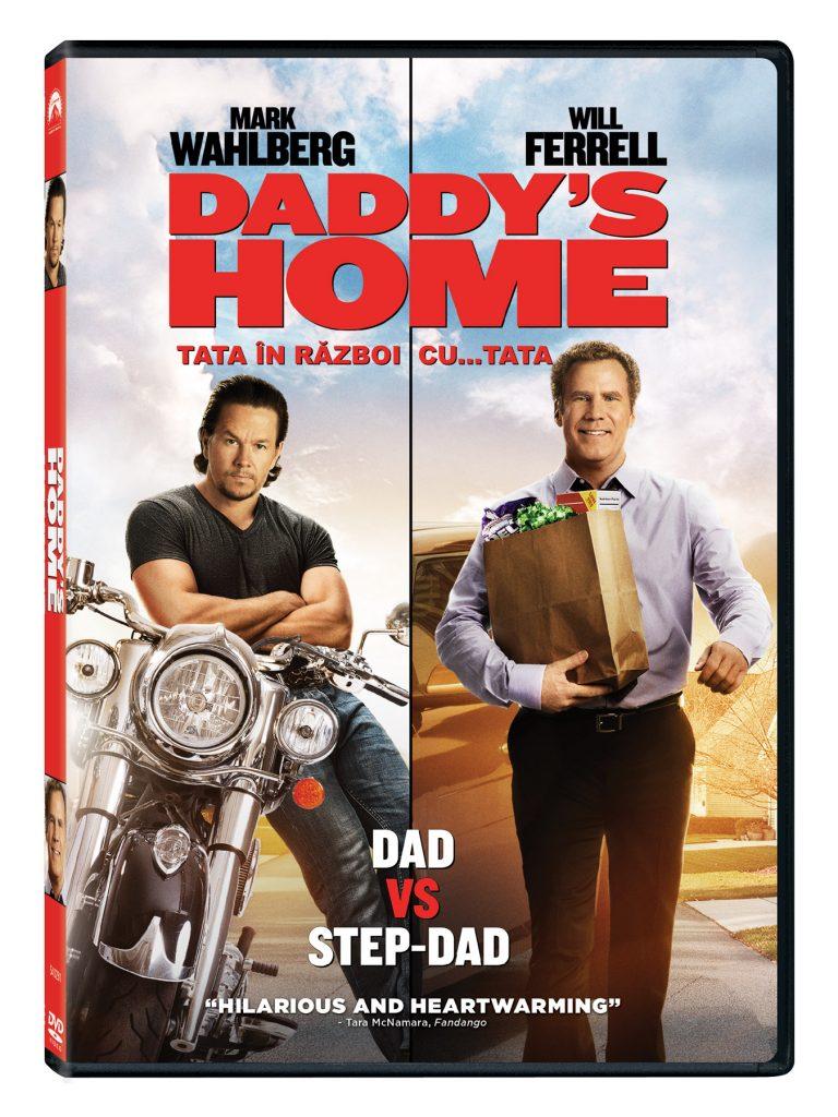 DaddysHome_DVD