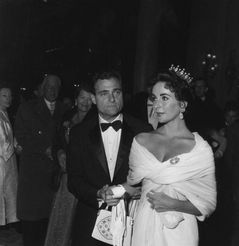 Elizabeth Taylor și Mike Todd
