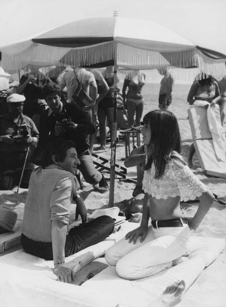 Jane și Serge Gainsbourg